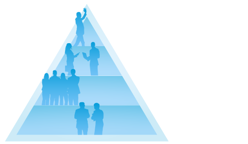 People Pyramid